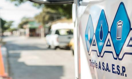 Triple A anuncia que reinició bombeo tras suspensión por fuertes  lluvias