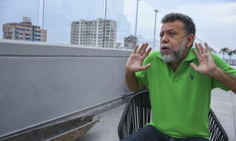 En octubre el padre Alberto Linero cumplirá 50 años.