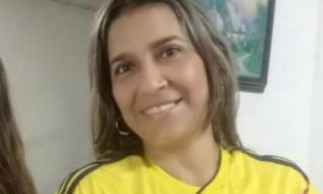 Brenda Inés Pájaro Bruno, asesinada.