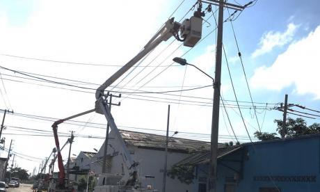 Tres barrios de Barranquilla quedarán sin energía este domingo tras instalación de redes