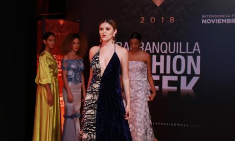 Barranquilla Fashion Week: La Arenosa se pone de moda