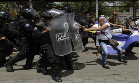 Un muerto y varios heridos tras ataque a protesta opositora en Nicaragua