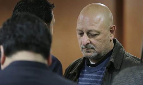 Ronald Housni Jaller Gobernador de San Andrés responde ante un magistrado del Tribunal de Bogotá.