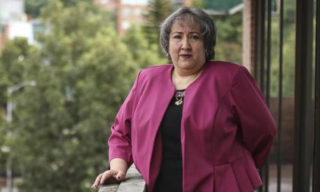 Candidatos junta directiva de Triple A   Hoja de vida de María Virginia Torres de Cristancho