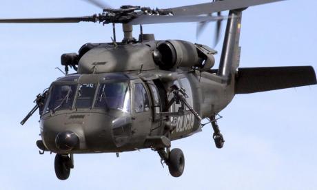 Hallan cuerpos de oficiales muertos en el accidente de un helicóptero de la FAC