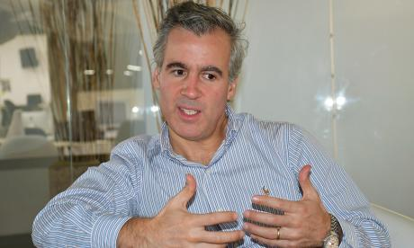 Orlando Cabrales, presidente de Naturgas.