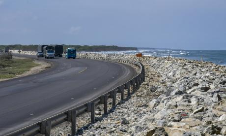 Transporte de carga en vía a Ciénaga debe ser garantizado: Colfecar