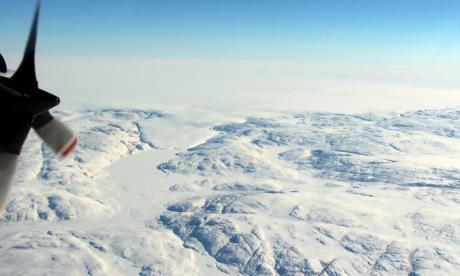 Descubren en Groenlandia uno de los cráteres más grandes del mundo
