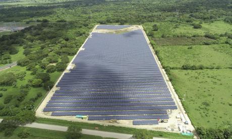 Celsia comienza generación solar desde Bolívar