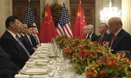 Trump y Xi se reunieron en la cena más esperada del G20