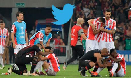 Así reaccionaron las redes sociales luego de la final entre Junior y Paranaense