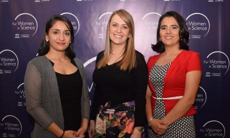 Científicas colombianas son reconocidas por sus trabajos