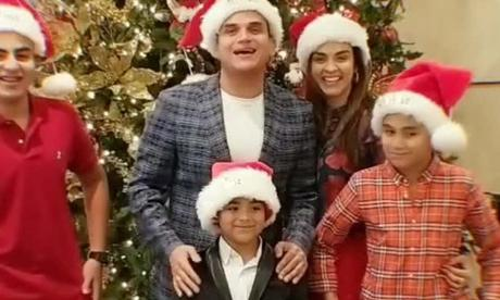 En video | Desde Las Compuertas de Miami y otros mensajes de Feliz Navidad de los famosos