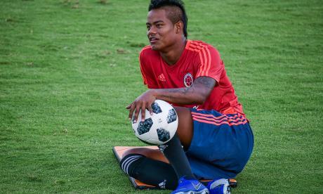 Luis Sandoval y Fontalvo jugarán el Sudamericano sub-20 con Colombia