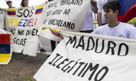 Asunción de Maduro, entre la ira opositora y la esperanza chavista