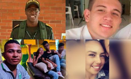Identificados 6 de los 11 fallecidos en el atentado con carrobomba en Bogotá