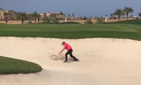 En video | Bochornoso ataque de histeria de Sergio García sacude el mundo del golf