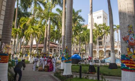Distrito busca atraer más extranjeros al Carnaval
