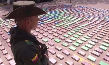 En video | Policía incauta 1,2 toneladas de cocaína en Puerto de Cartagena