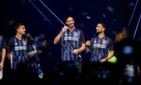 Ibrahimovic promete romper récord del 'Pibe' Valderrama y todos los de la MLS