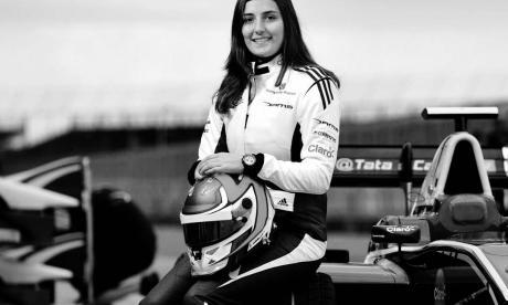 """""""Por ser mujer esperaban poco de mí, pero me he ganado mi lugar"""": Tatiana Calderón, Piloto de automovilismo"""