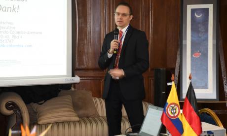 En video | Diez empresas alemanas buscan socio en Colombia
