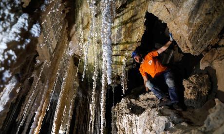 Cueva de sal de Malham, la caverna más larga del mundo