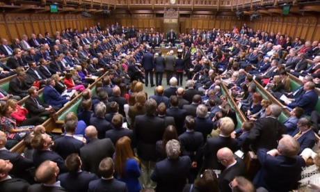 Diputados británicos rechazan el acuerdo de Brexit por tercera vez