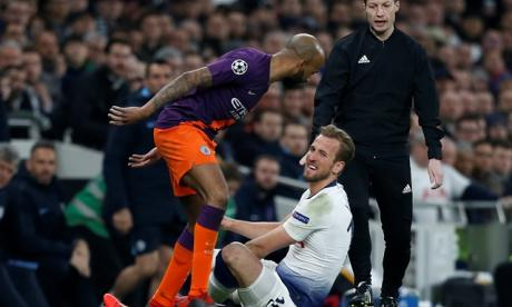 """Kane, de nuevo lesionado, promete """"volver más fuerte que nunca"""""""