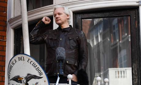 Julian Assange, creador de WikiLeaks.