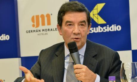 Alejandro Morales.