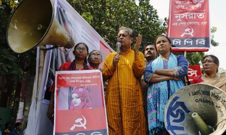 Protestas en Bangladesh por asesinato de una joven que denunció acoso