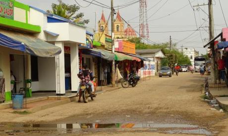 Calle de San Benito.