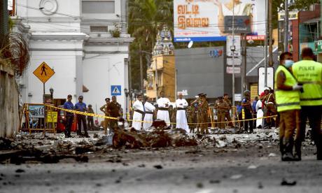 """Investigación muestra que atentados en Sri Lanka fueron """"en represalia"""" por Christchurch"""