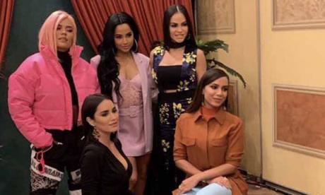 Becky G, Anitta y Natti Natasha piden más poder para mujeres en música latina