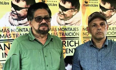 Gobierno le pide a 'Iván Márquez' que le dé la cara al país