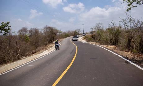Vía a Los Pocitos completa el circuito  Tubará-Barranquilla