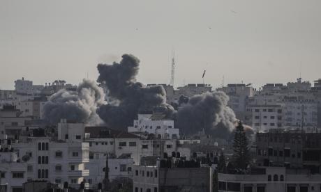 En video | Escalada bélica en Gaza tras ataques de Hamás a Israel deja al menos 25 muertos