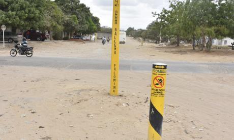 La Vía 40 de Riohacha no da espera