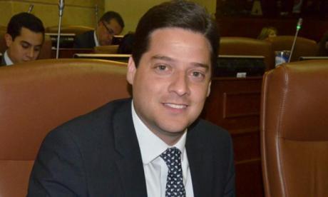 Senador barranquillero Mauricio Gómez se desmayó en su oficina