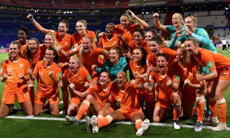 Holanda vs. EEUU, final del Mundial femenino