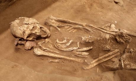 El ADN de los filisteos revela sus orígenes