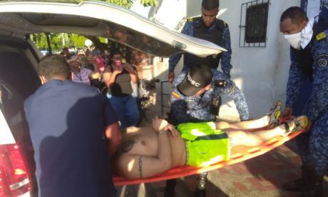 Disturbios en la cárcel de Riohacha deja varios reclusos heridos