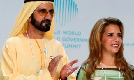 Esposa de emir de Dubái pide protección para impedir casamiento forzoso de hija menor de edad