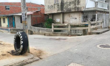Capturan a una persona por linchamiento de hombre en el barrio Evaristo Sourdis