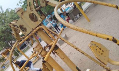 Vecinos piden recuperación de parques en norte y sur de Barranquilla