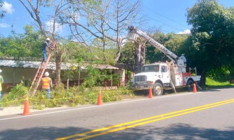 Por obras eléctricas, suspenderán energía en Barranquilla, Piojó y Juan de Acosta el lunes y martes