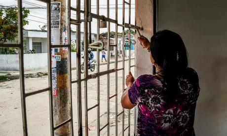 """Vecinos de El Santuario, en alerta por """"aumento"""" de atracos en 2019"""