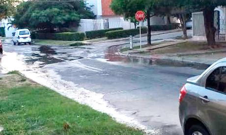 Quejas en Villa Carolina por ola de inseguridad
