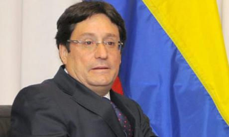 Francisco Santos, embajador de Colombia en Estados Unidos.